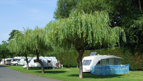 Landscape - Picture of Lincomb Lock Caravan Park, Stourport-on-Severn - Tripadvisor
