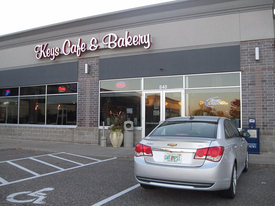 Keys Cafe & Bakery, Hudson, WI