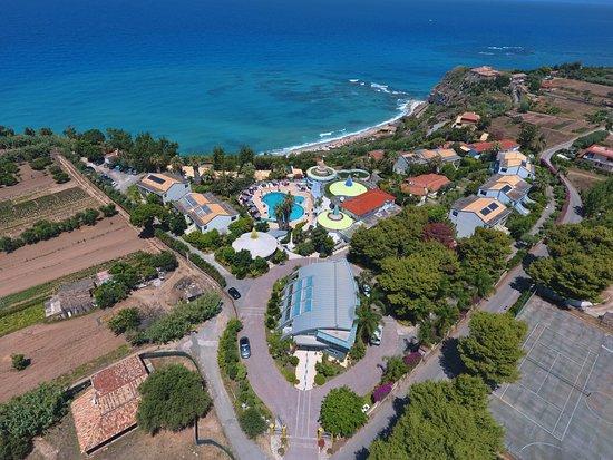 Hotel Villaggio Stromboli: Panoramica