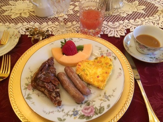 Mayville, NY: Great breakfasts