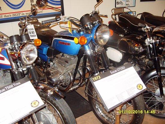 Anamosa, IA: Suzuki GT550