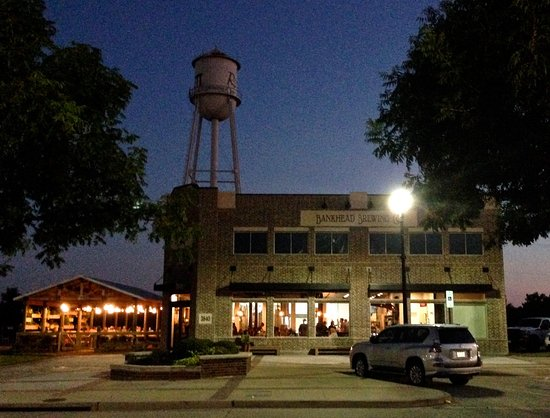 Bankhead Brewing Co. in downtown Rowlett, Texas