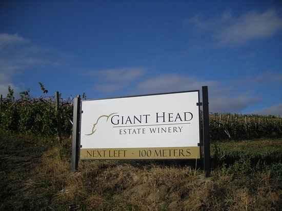 Саммерлэнд, Канада: Giant Head Winery