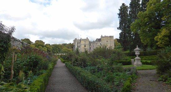 Chillingham Castle: The Gardens.