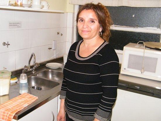La cocina del depto foto de edificio sarmiento buenos - La cocina del 9 ...