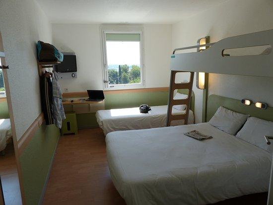 Hotel Ibis Budget Marseille la Valentine