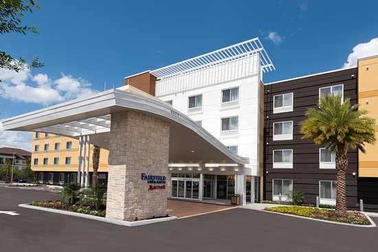 ‪Fairfield Inn & Suites Orlando Kissimmee/Celebration‬