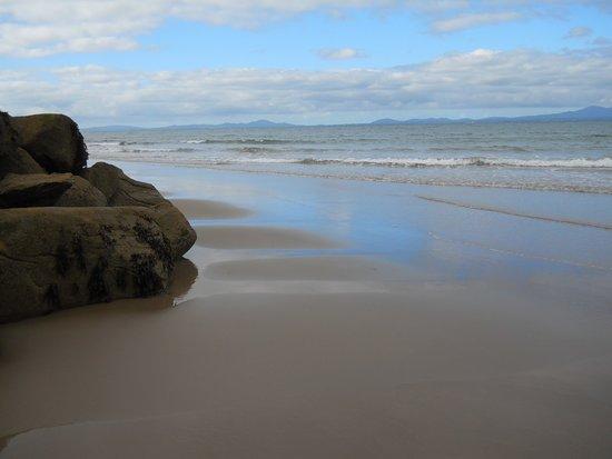 Llanbedr, UK: Shell Island beach