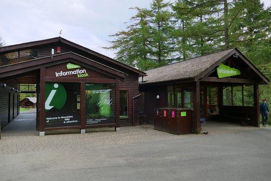 Braithwaite, UK: visitors centre