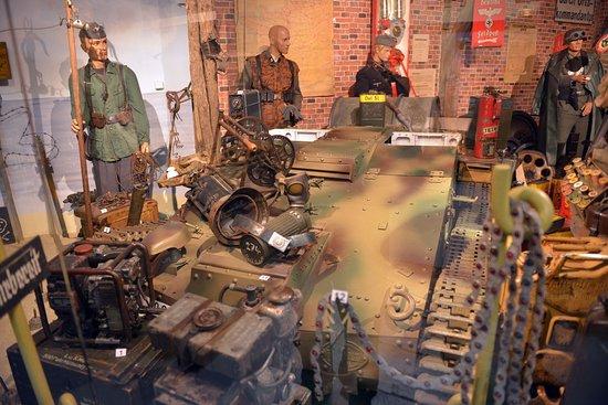 Musee Remember 1939 - 1945 Dinan