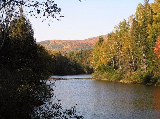 Gîte Le Vallon: five minute walk to the river
