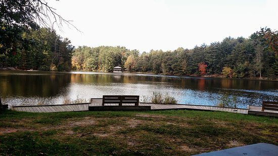 Baraboo, WI: Mirror Lake State Park October 2016