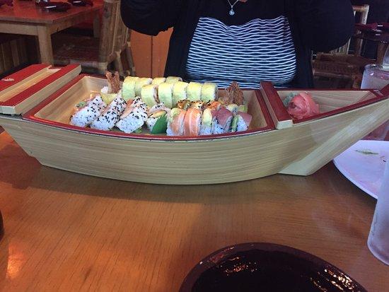 Sushi Bar Japanese Restaurant Photo
