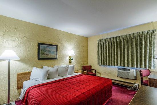 Motel 6 Appleton: Guest Room