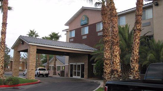 La Quinta Inn Las Vegas Nellis: entree