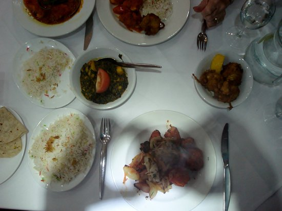 Cinnamons Indian Restaurant: A feast