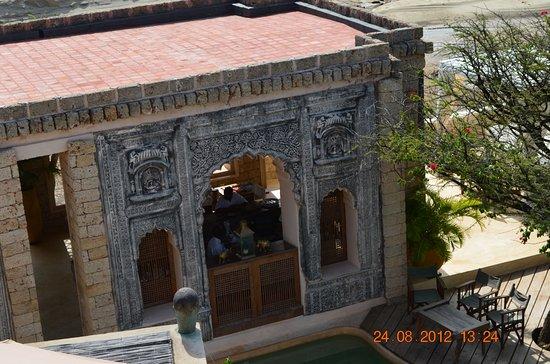 The Majlis Hotel Bild
