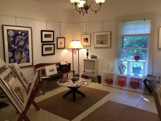 Deer Isle, Maine: House Gallery