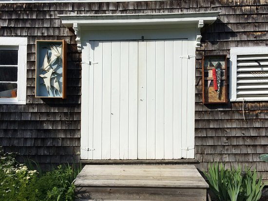 ‪‪Deer Isle‬, ‪Maine‬: Gallery Shed‬