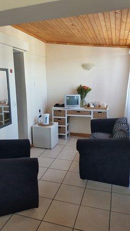 Caledon, Güney Afrika: Lounge Area (Room 4)