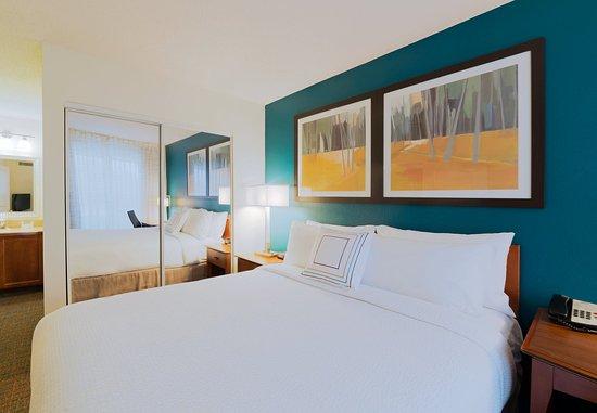 Stanhope, Νιού Τζέρσεϊ: Two-Bedroom Suite - Bedroom