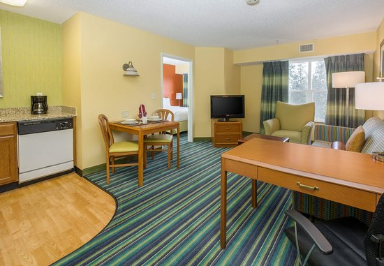 Spokane Valley, WA: One-Bedroom Suite