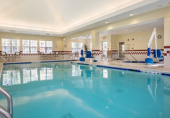 Spokane Valley, WA: Indoor Pool