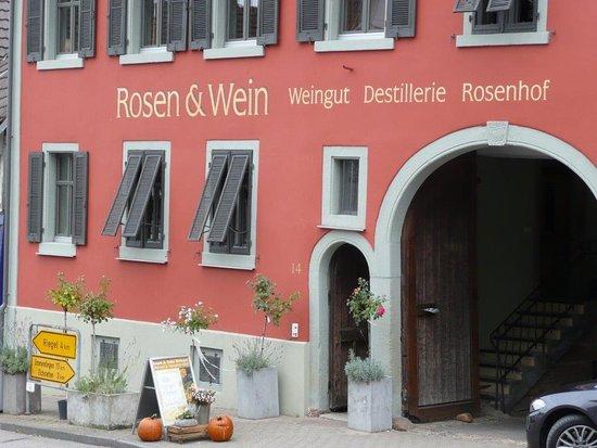 Rosenhof Rosen & Wein
