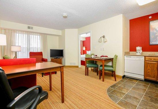 The Woodlands, تكساس: One-Bedroom Suite