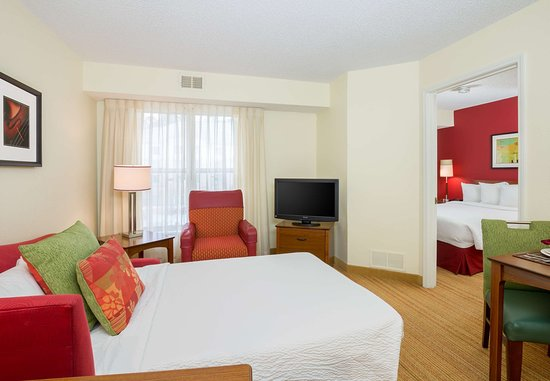 The Woodlands, تكساس: One-Bedroom Suite - Sofa Bed