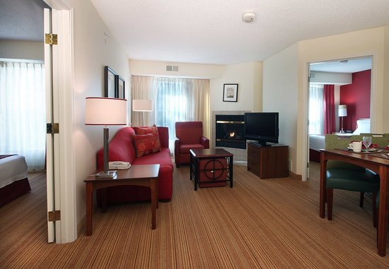 The Woodlands, تكساس: Two-Bedroom Suite