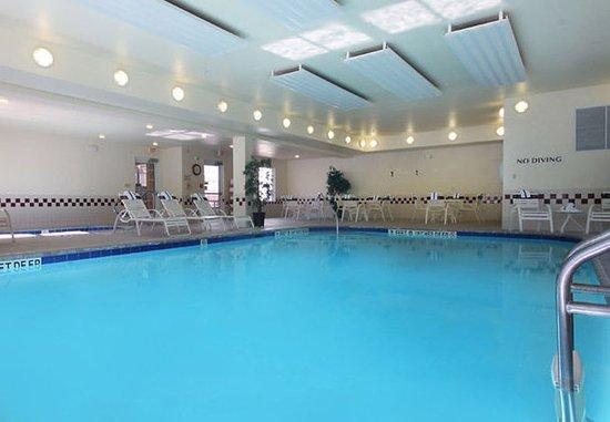 The Woodlands, Teksas: Indoor Pool