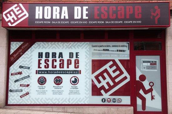 Hora de Escape