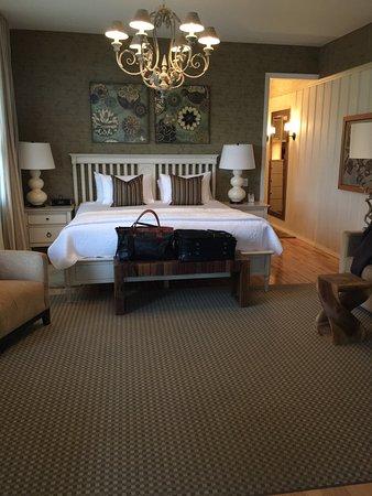 North Hatley, Канада: Montcalm suite