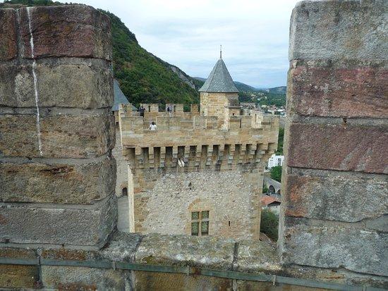 ฟัวซ์, ฝรั่งเศส: Tour du château