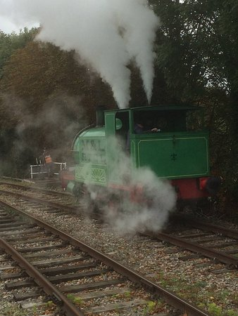 Wallingford, UK: one of the steam locomotives