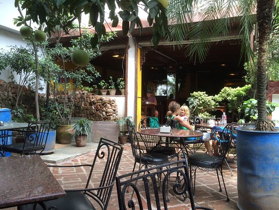 the patio picture of pumpernickel bakery kathmandu tripadvisor