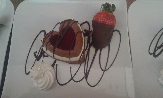 Pratola Peligna, Italia: Cioccolato e Fragola