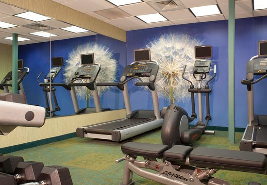 SpringHill Suites Gainesville : Fitness Center