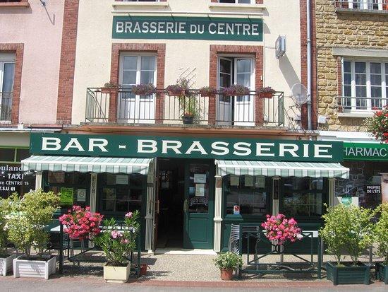 Gace, Γαλλία: Façade de la Brasserie