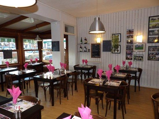 Gace, Francia: Salle de la Brasserie