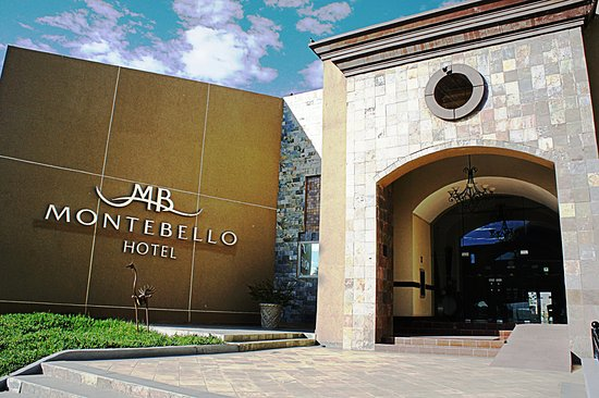 Montebello Hotel Golf Resort: Exterior Hotel