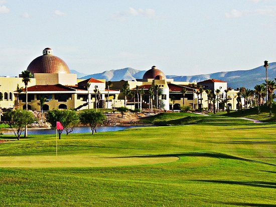 Montebello Hotel Golf Resort: Vista General Hotel