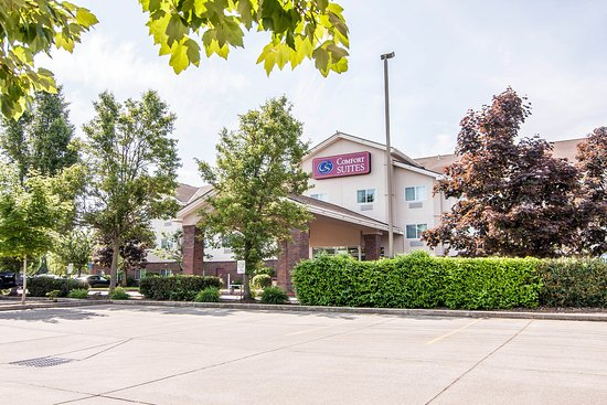 Comfort Suites Linn County Fairgrounds and Expo