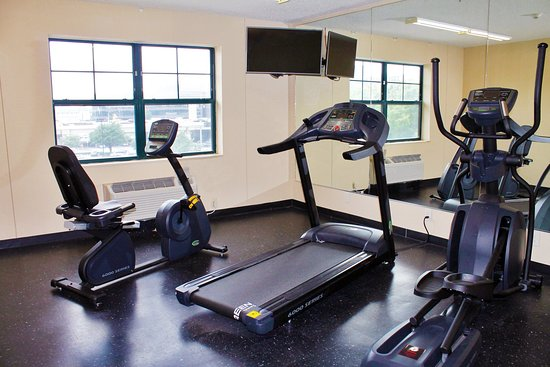 Extended Stay America - Houston - Galleria - Westheimer: On-Site Fitness Facility