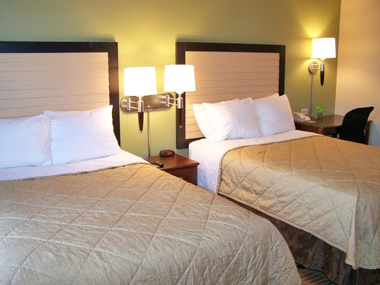 วูดเบอรี, มินนิโซตา: Studio Suite - 2 Double Beds