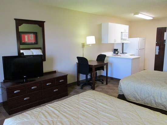 Extended Stay America - Dallas - Lewisville: Studio Suite - 2 Double Beds