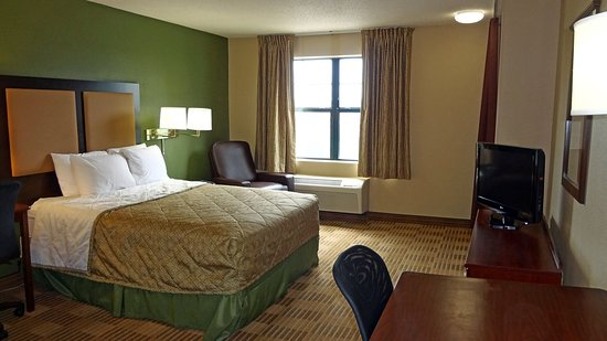 Extended Stay America - Houston - I-10 West - Citycentre: Studio Suite - 1 Queen Bed