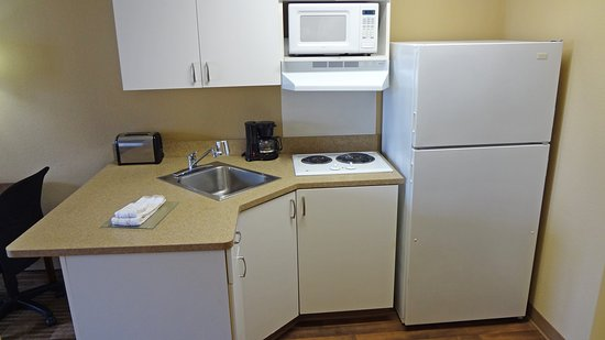 Extended Stay America - Houston - I-10 West - Citycentre: Fully-Equipped Kitchens