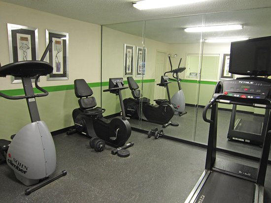 Extended Stay America - Tampa - Airport - Memorial Hwy.: On-Site Fitness Facility